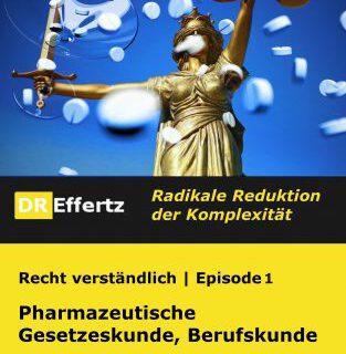 Pharmazeutische Gesetzeskunde, Berufskunde — PTA-Edition