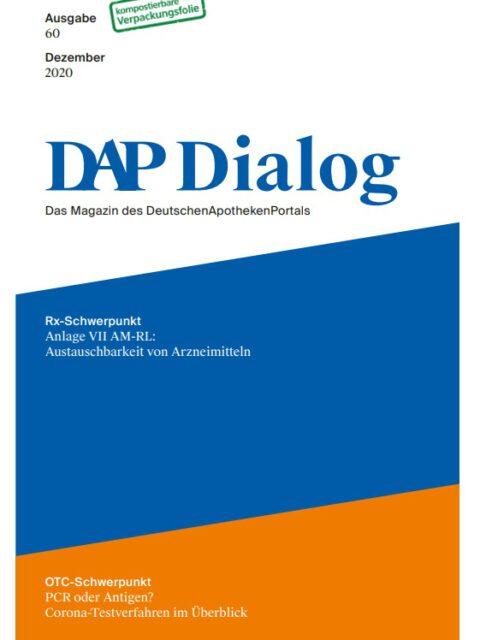 """<span class=""""caps"""">DAP</span> Dialog"""